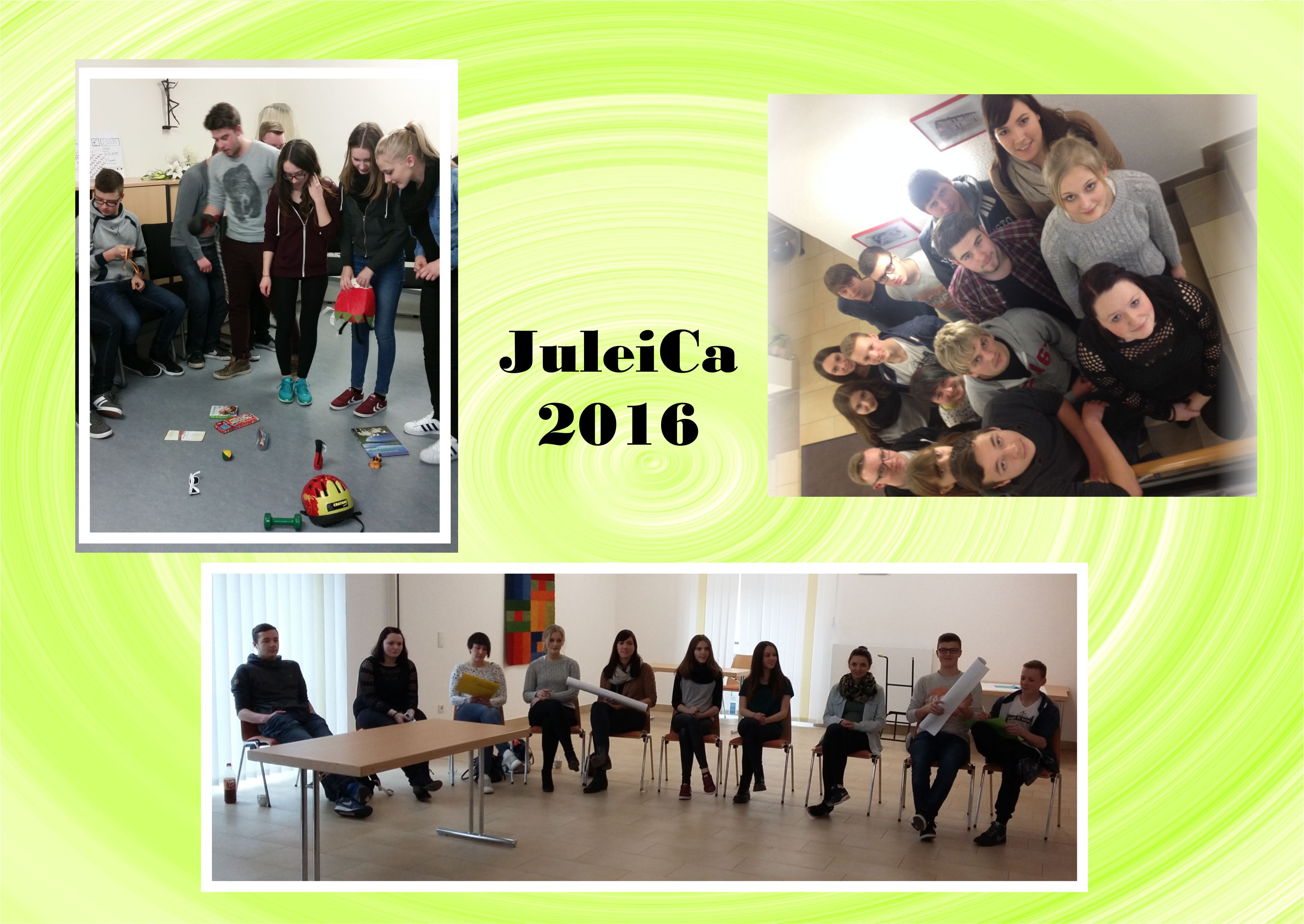 JuleiCa 2016 Collage